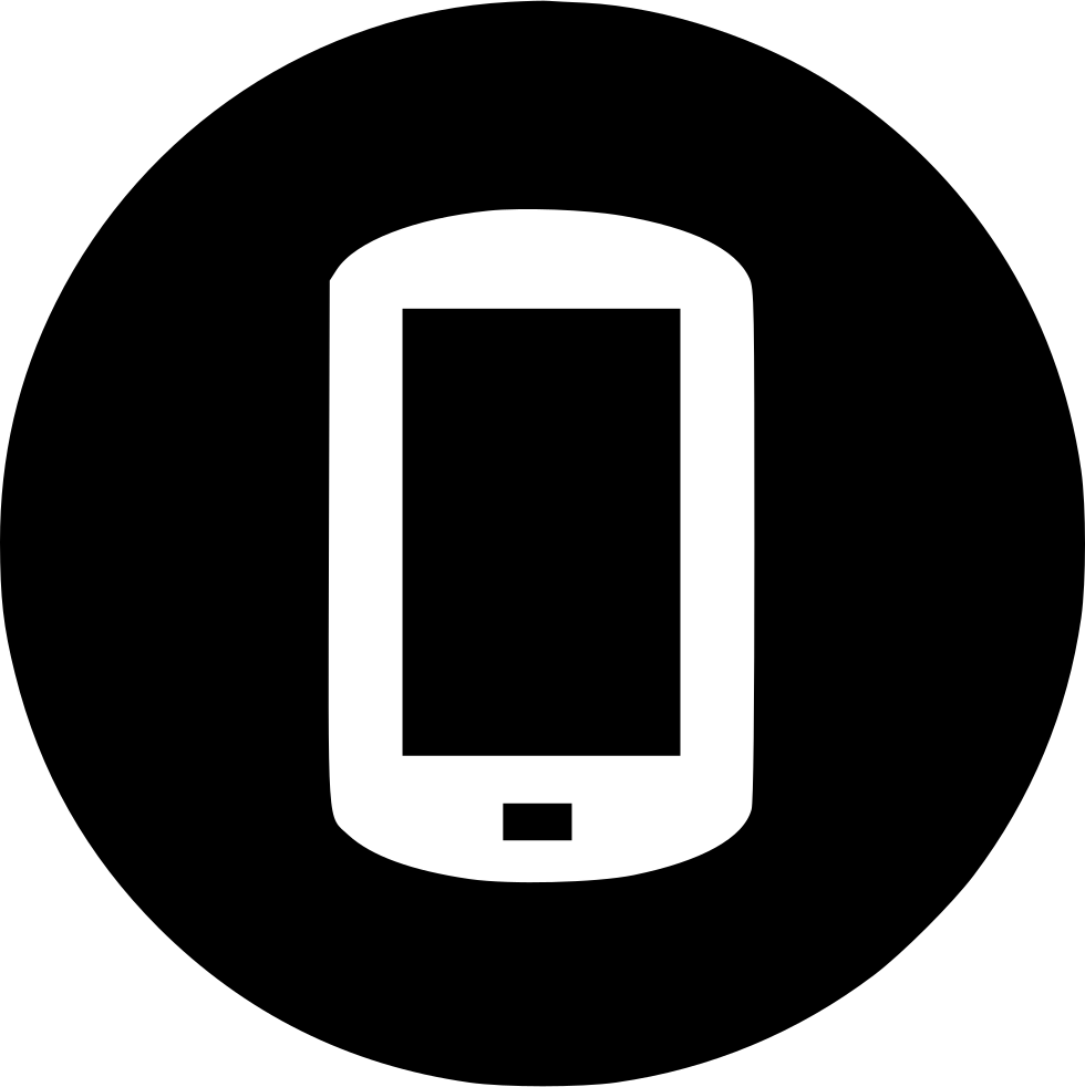 Smartphone Svg Png Icon Free Download (#486062 ...