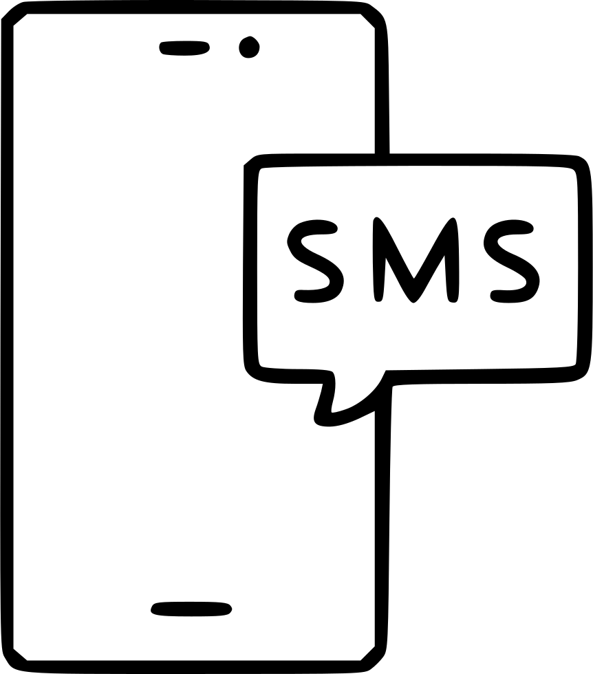 Smartphone Message Sms Incoming Text Display Message