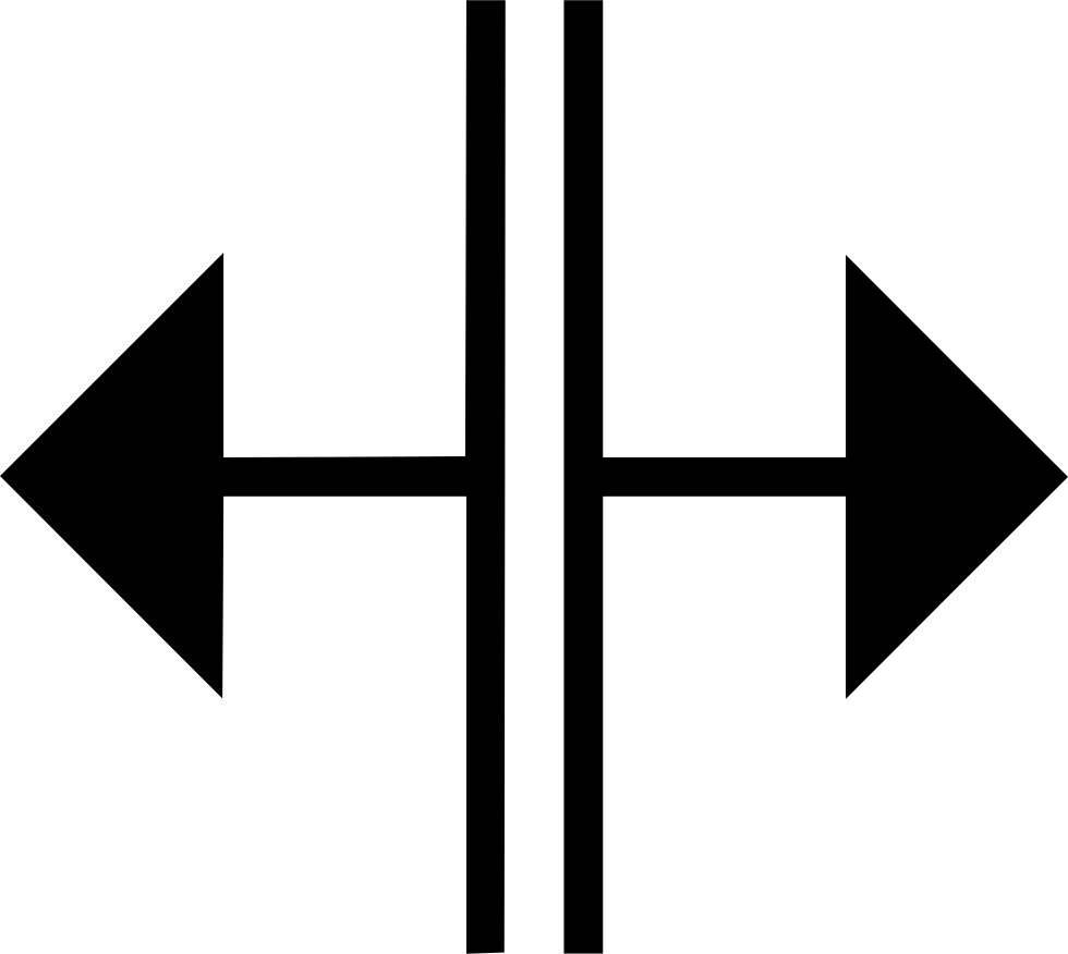 Cursor V Split Arrow