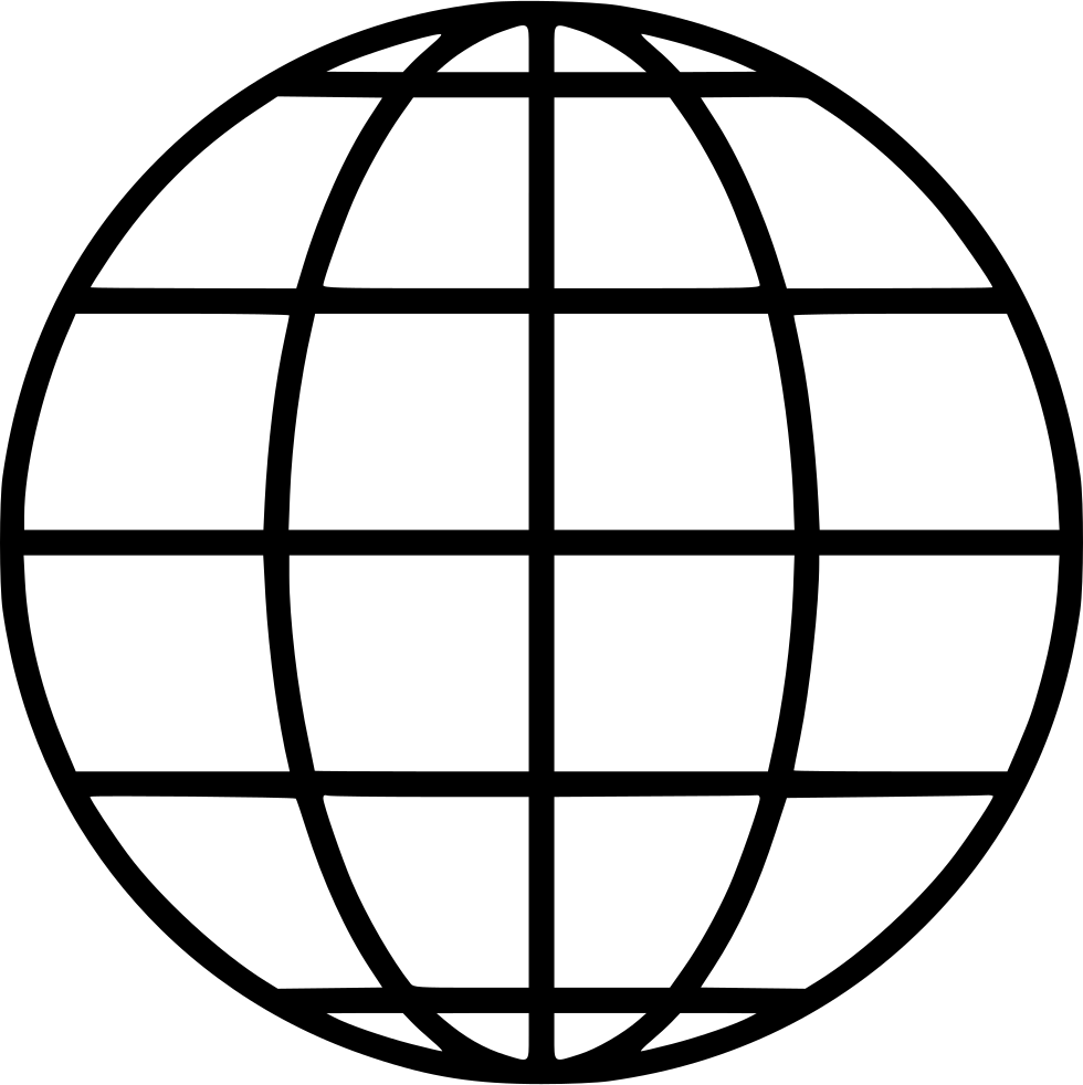 globe earth world internet svg png icon free download