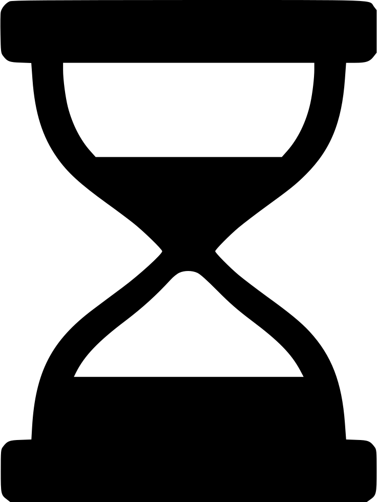 hourglass icon png - 736×980