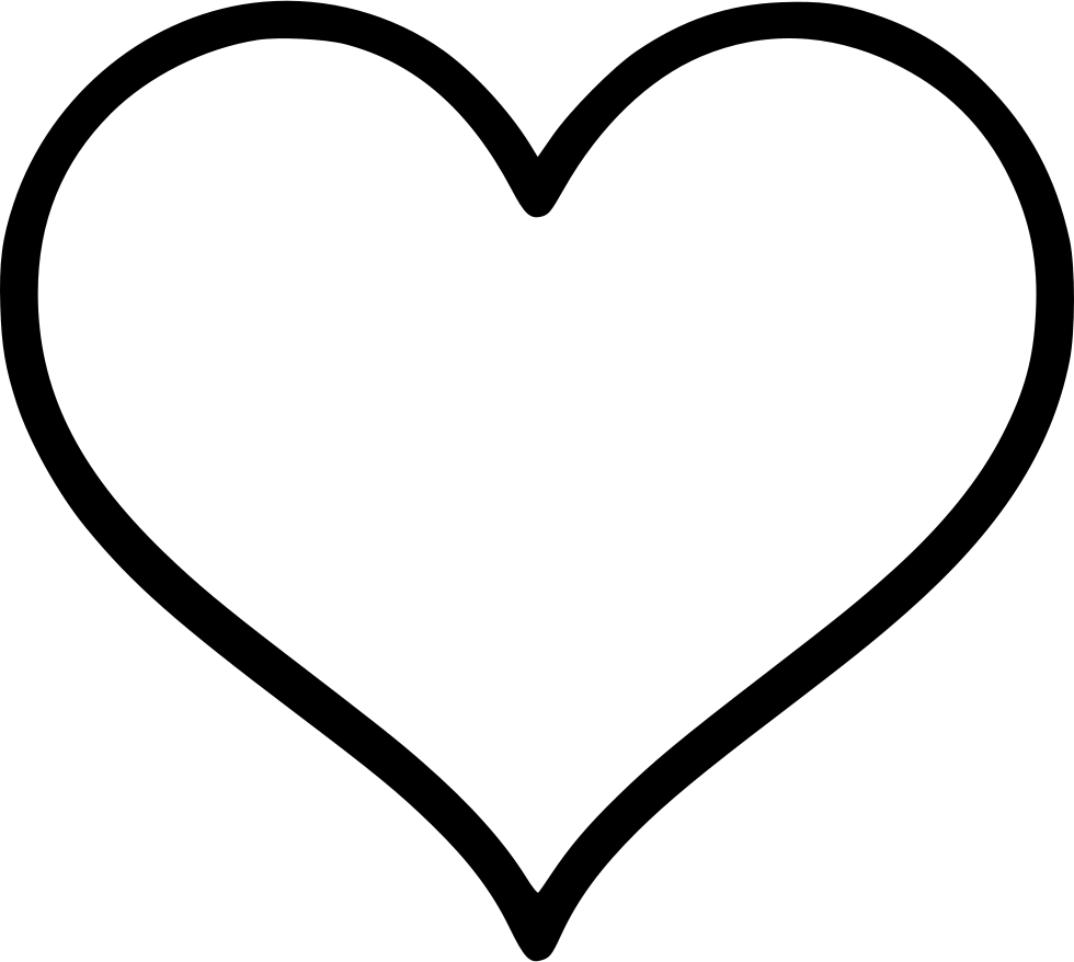Heart Svg Png Icon Free Download (#490956 ...