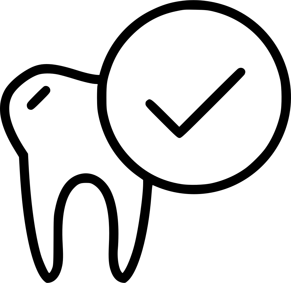 Confirm Tooth