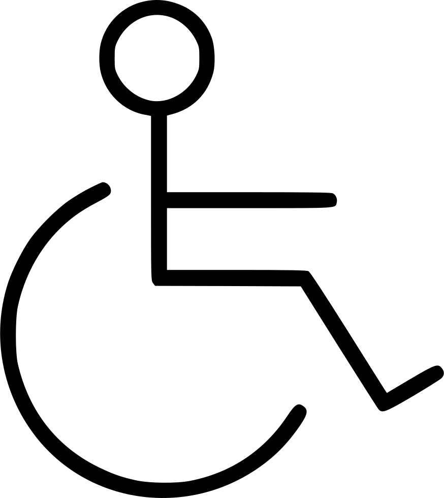 Disabled Disable Wheelchair