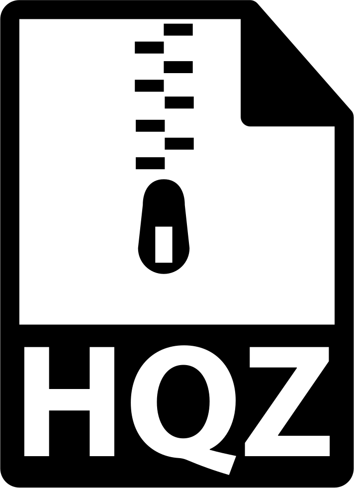 HQZ File Format