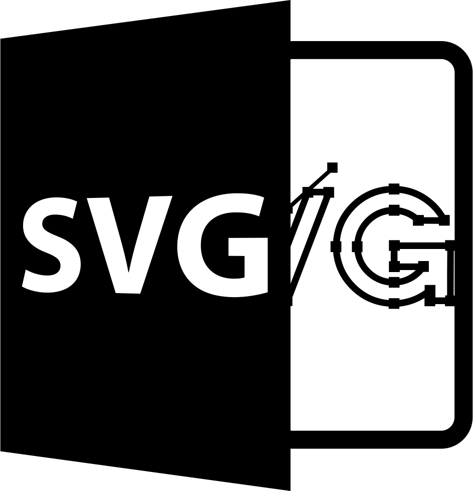 SVG Open File Format