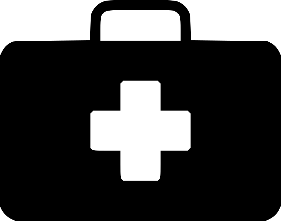 Medical Suitcase Cross Hospital First Aid Doctor