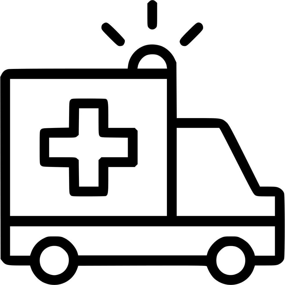 Ambulance Truck Hospital Vehicle Emergency