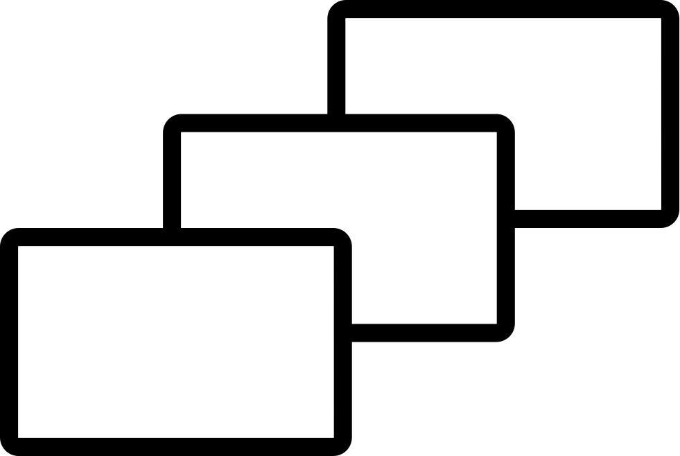 Three Rectangular Elements For Interface