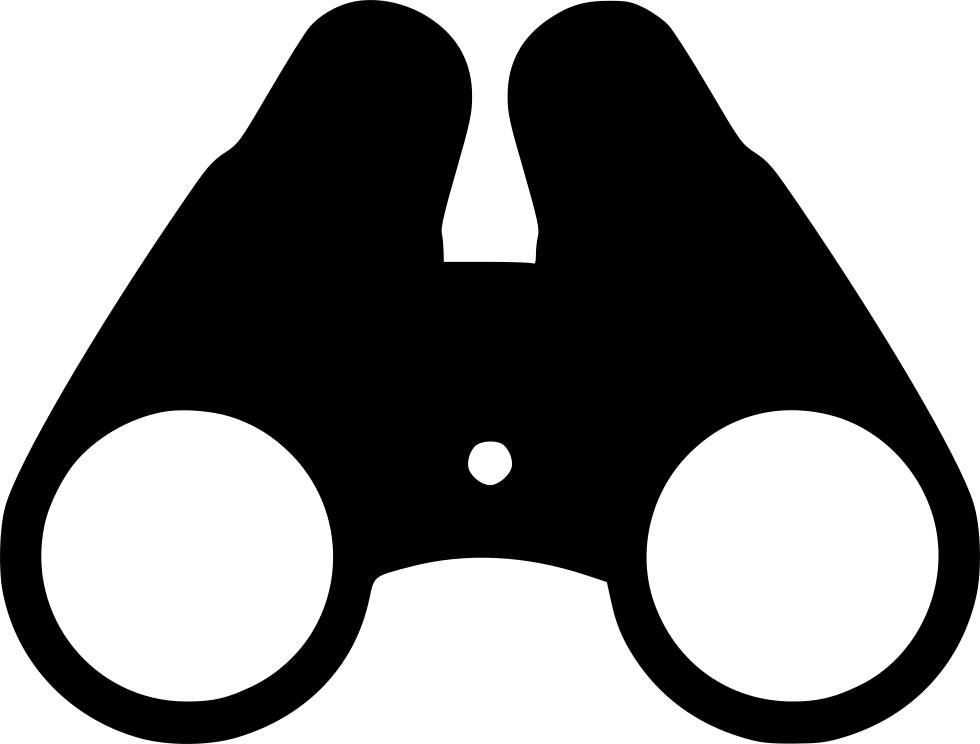 Binoculars Telescope Glasses Tool Scout Svg Png Icon Free ...