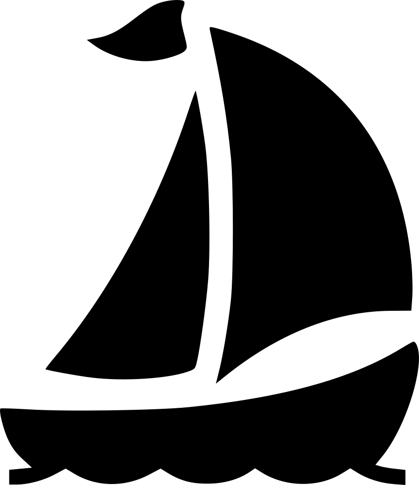 Ship Boat Yacht Sail Travel Svg Png Icon Free Download