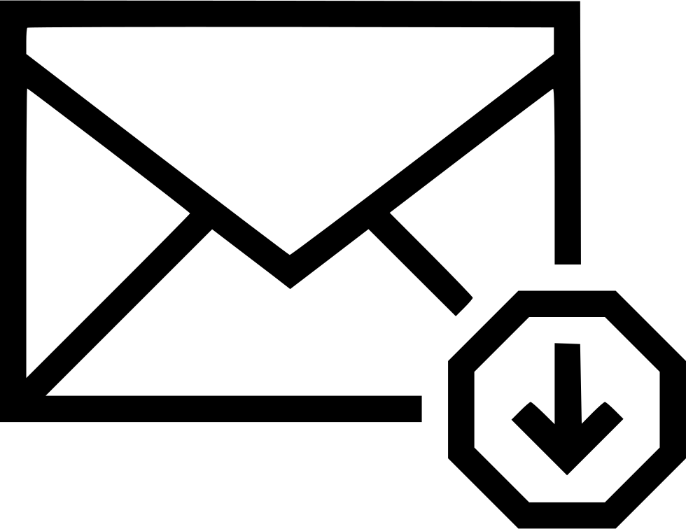 Download Mail Arrow