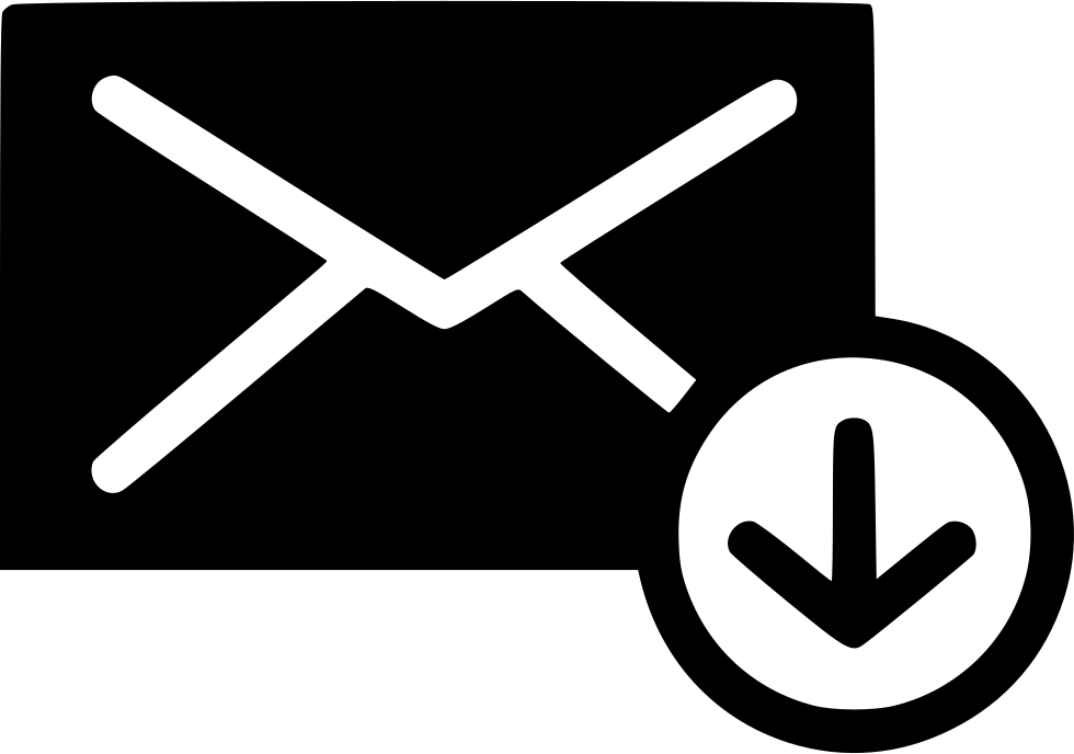 Message Arrow Down