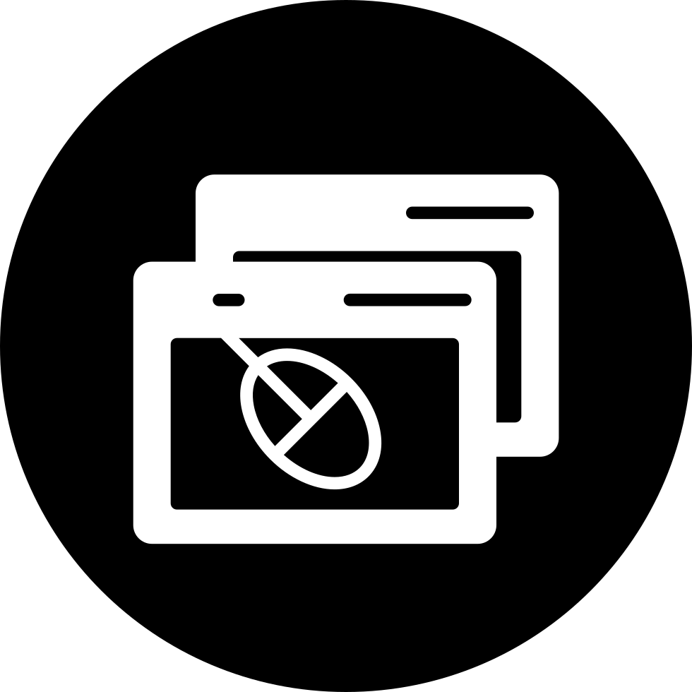 Browsers Windows In A Circle Svg Png Icon Free Download