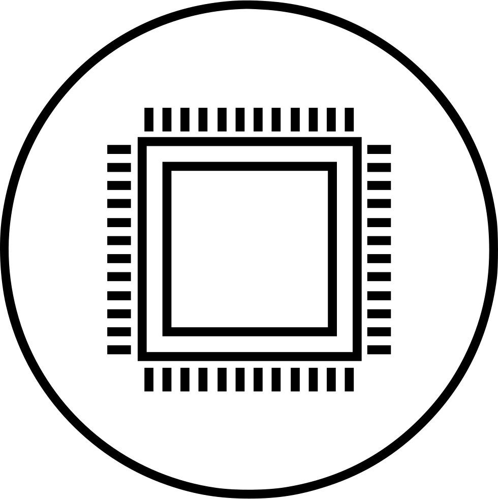 Computer Cpu Microchip Processor