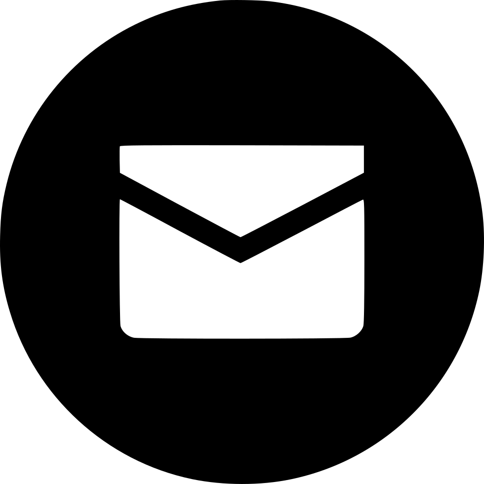 Mail Circle Svg Png Icon Free Download (#503922 ...