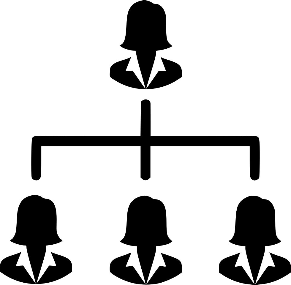 Hierarchy People Management Women