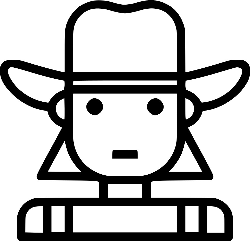 Cowgirl Farm Female Human