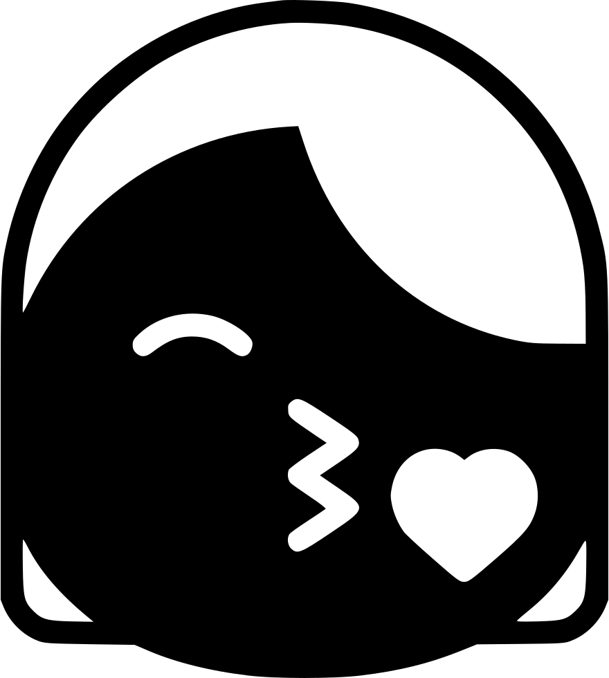 Download Kiss Svg Png Icon Free Download (#507625) - OnlineWebFonts.COM