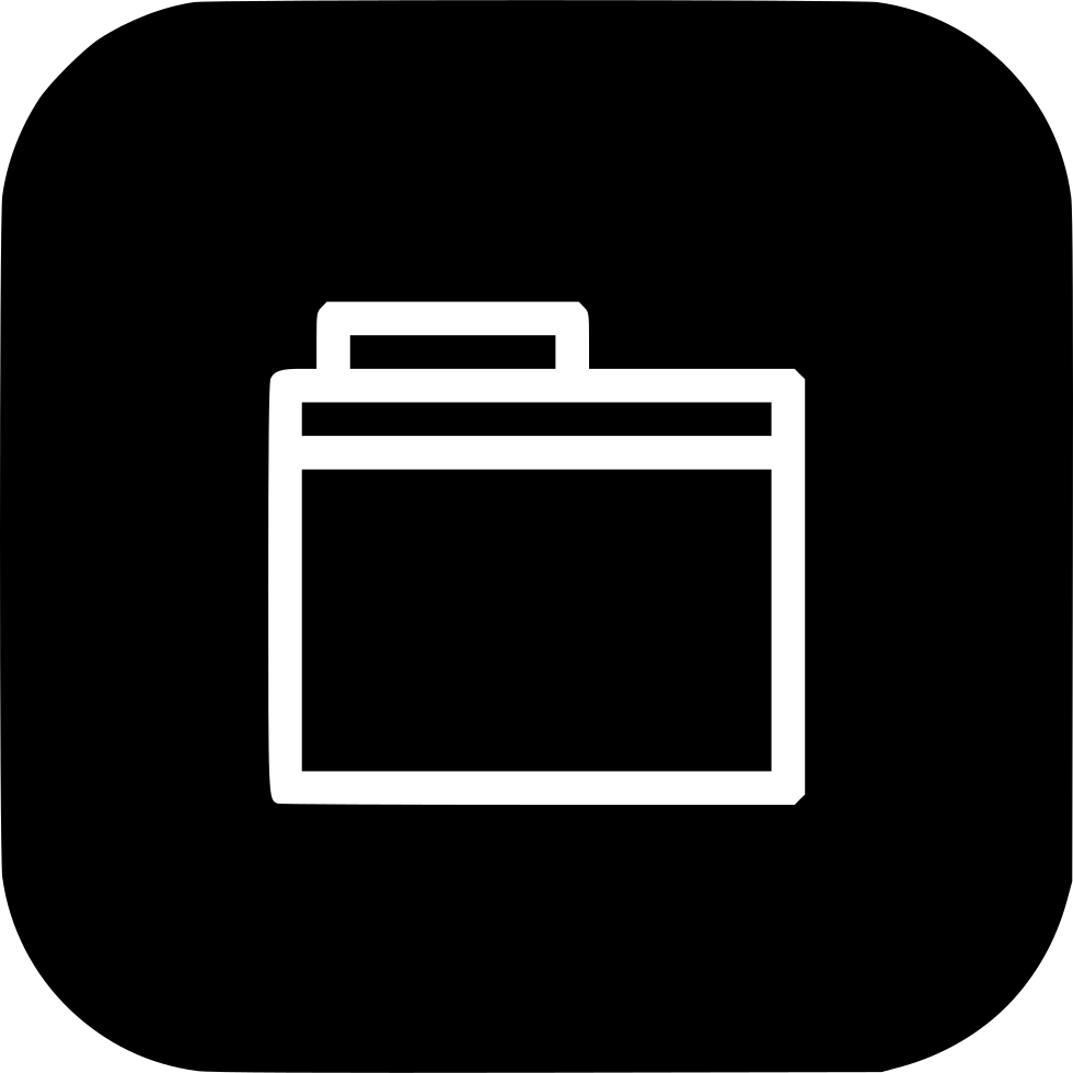 Folder File Explorer Document Office Package Storage