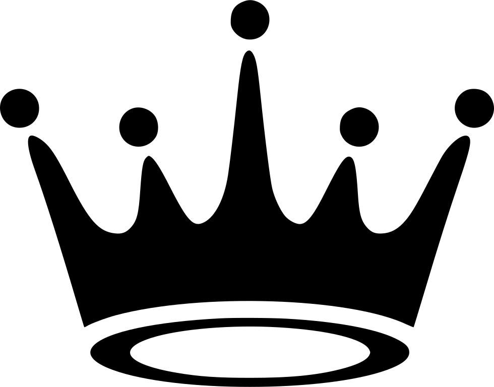 Crown Prince Royal Luxury Best Queen Svg Png Icon Free