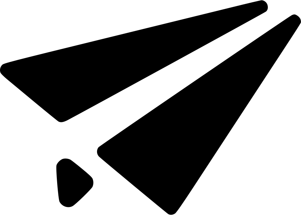 Mail Sent Send Envelope Plane Paper Airplane