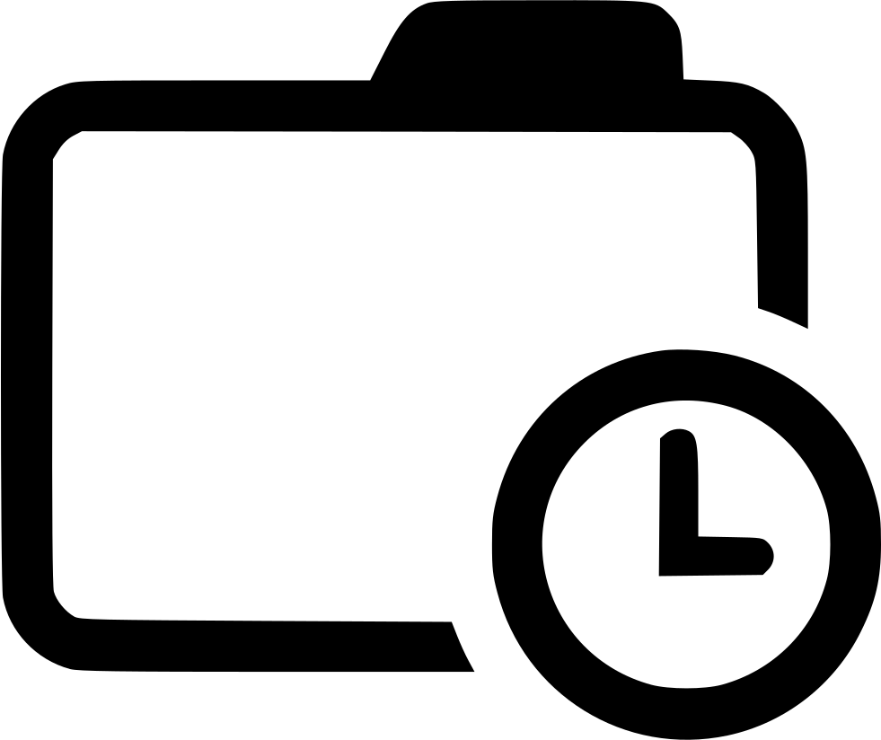Delayed Postponed Clock Timer Svg Png Icon Free Download (#513377) -  OnlineWebFonts.COM