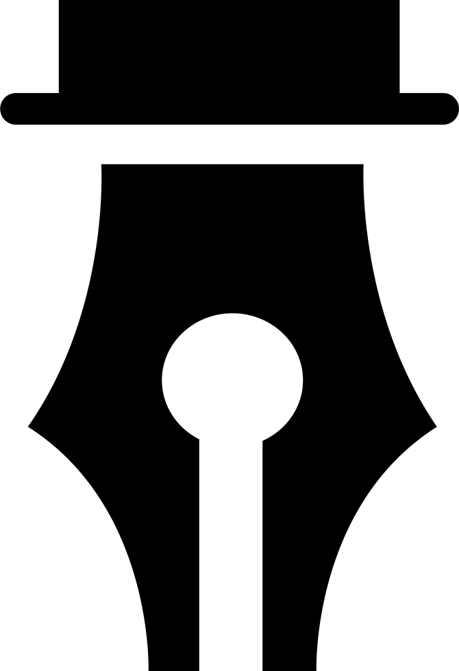 Pen Point Interface Symbol