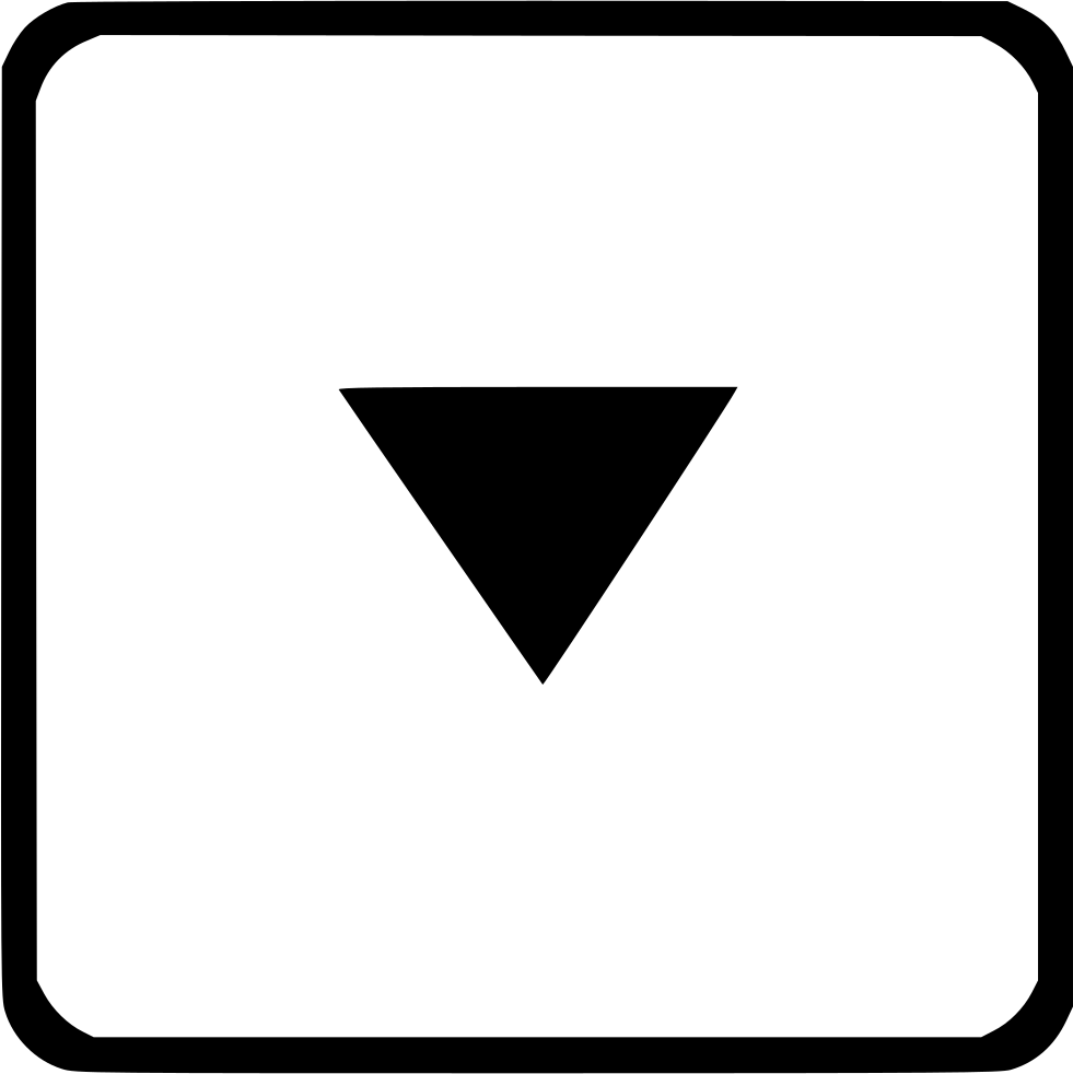 Bottom Arrow Down