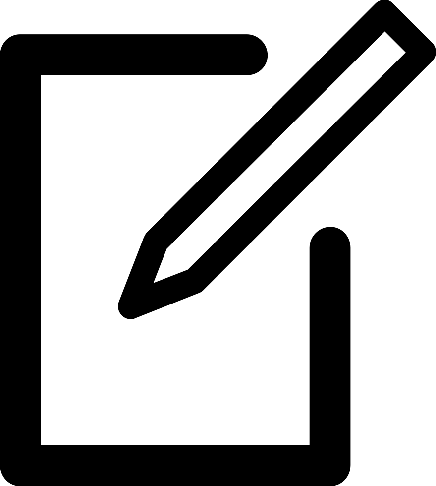 Edit Document Button