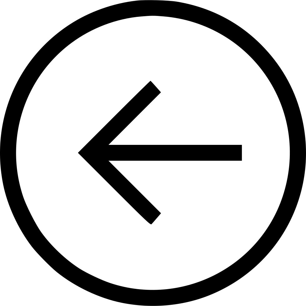 Arrow Left Circle