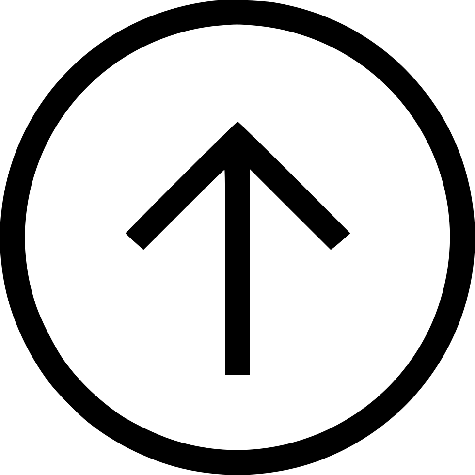 Arrow Up Circle