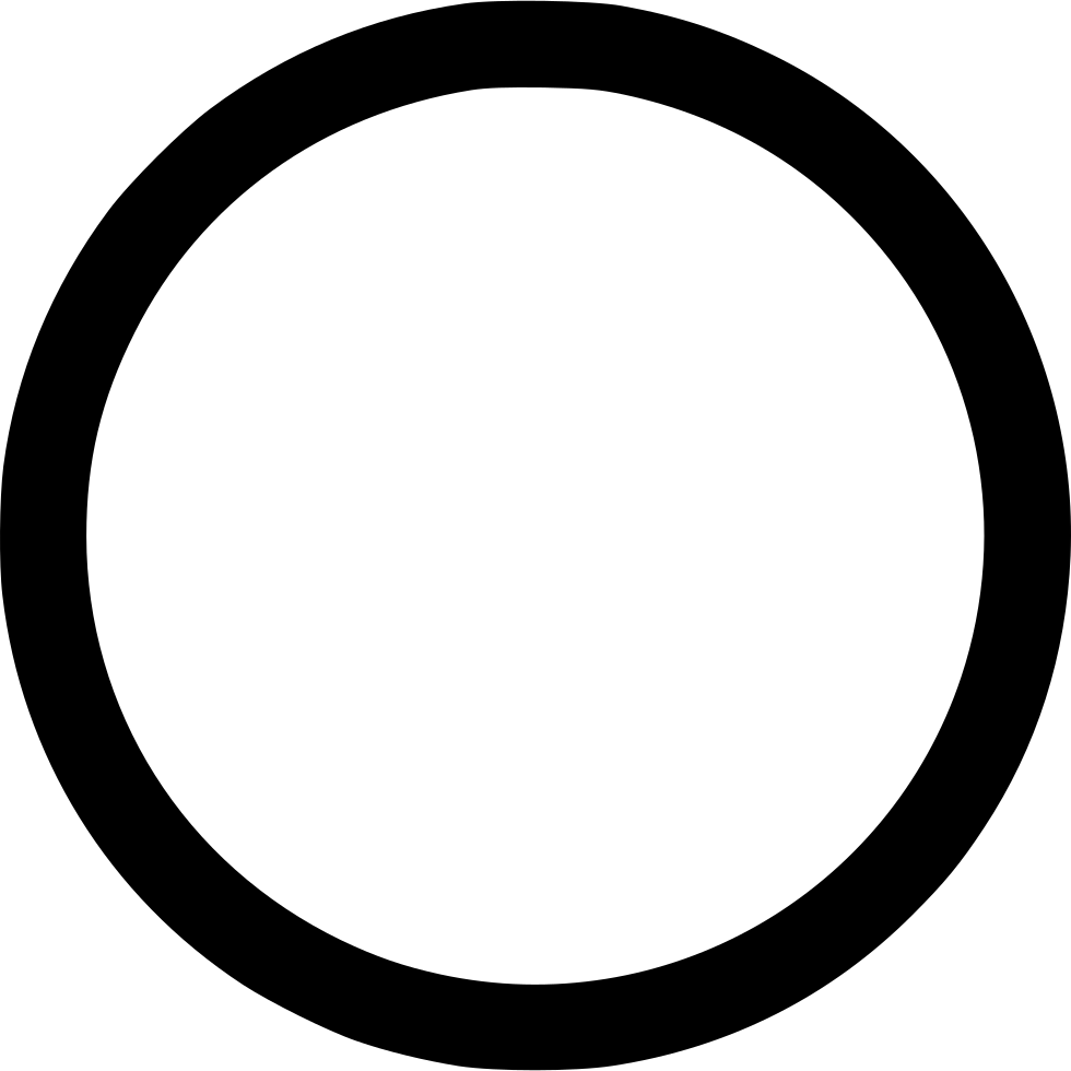 Function Circle Round Empty Svg Png Icon Free Download ...