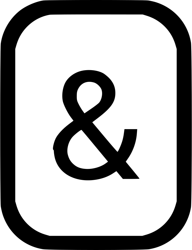 Ampersand Logic Keypad