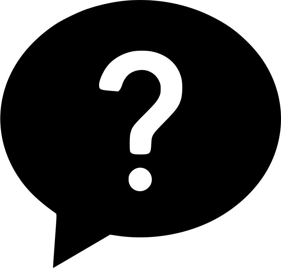 Ask Question Svg Png Icon Free Download (#521057 ...