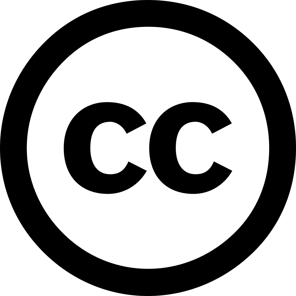 Creative Commons License Symbol