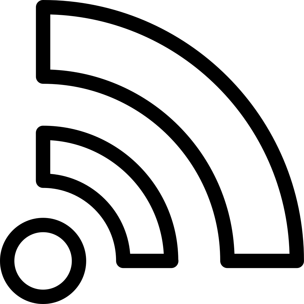 Wireless Internet Connection Symbol Svg Png Icon Free ...