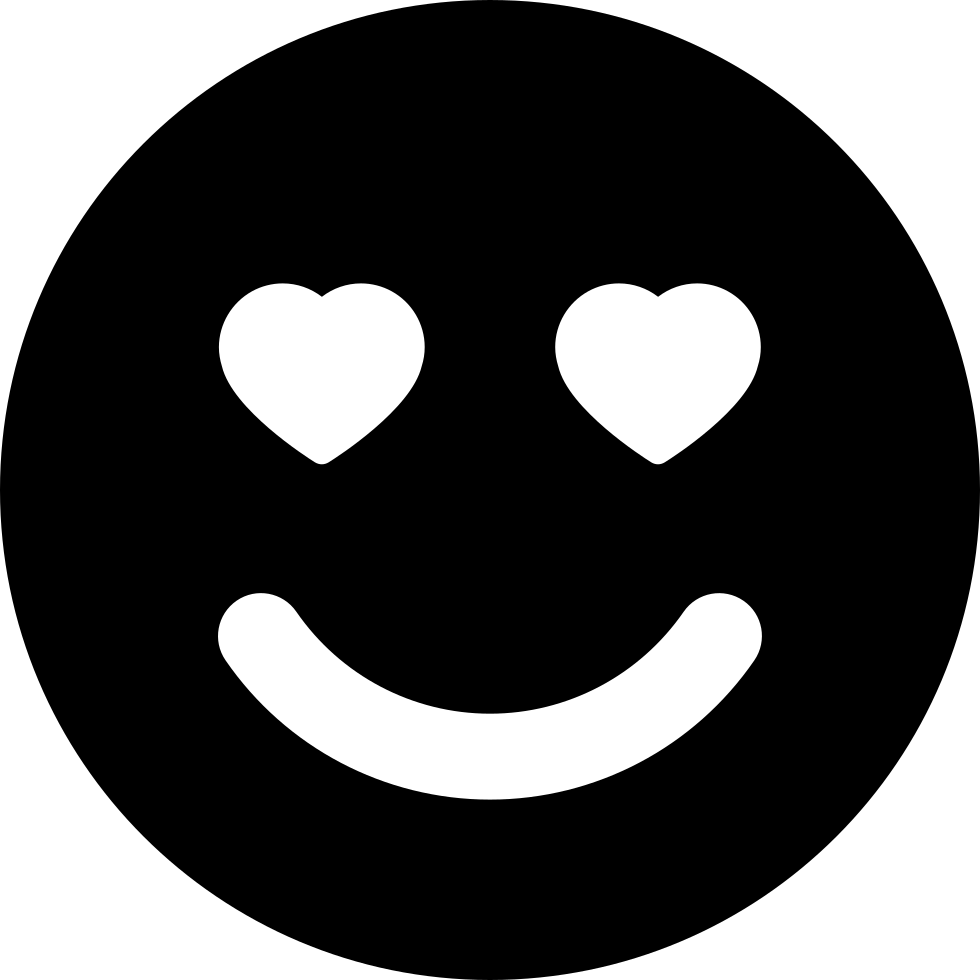 Smiley In Love