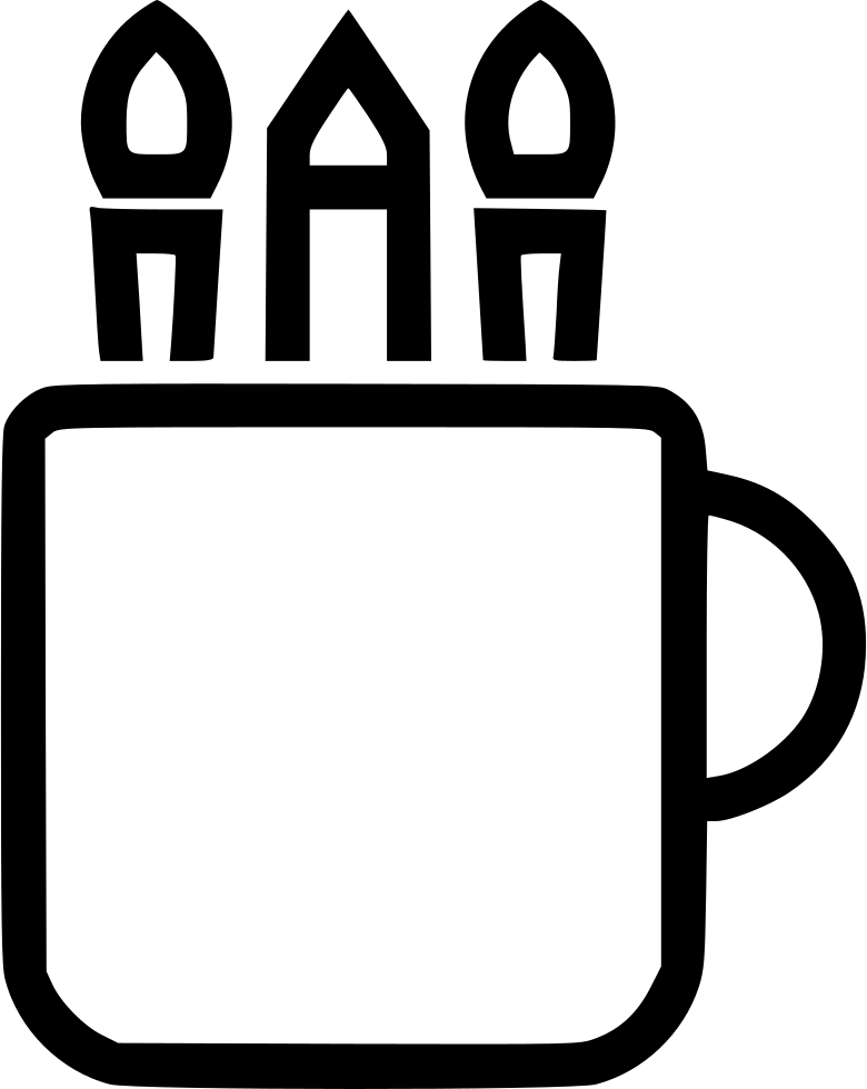 Mug With Design Tools