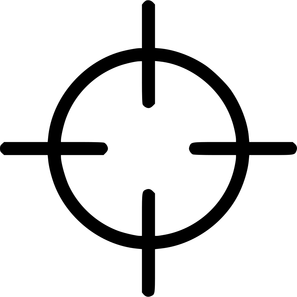 Aim Goal Sniper Target Svg Png Icon Free Download (#527535 ...