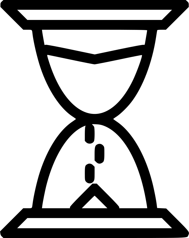 hourglass icon png - 778×980