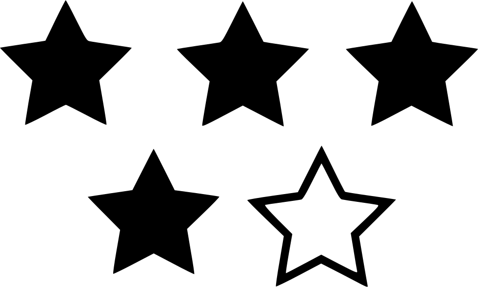 Four Star Rating