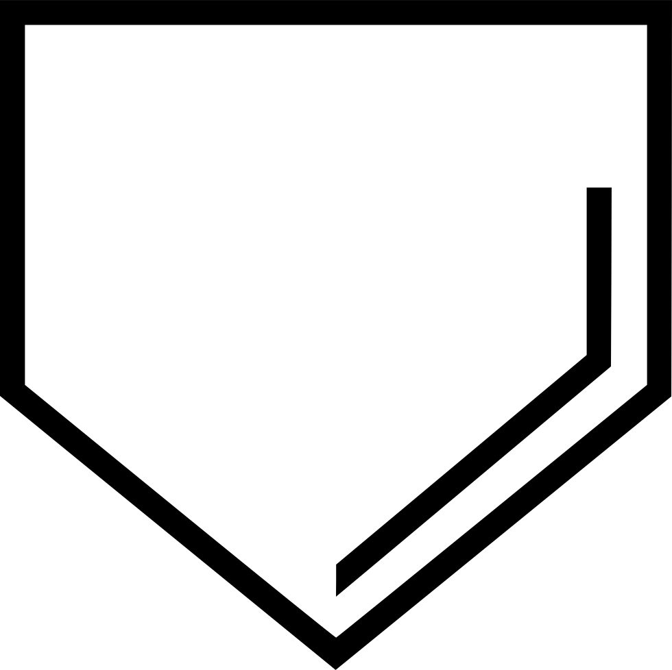 Home Plate Svg Png Icon Free Download 530464