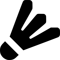 Badminton icon png