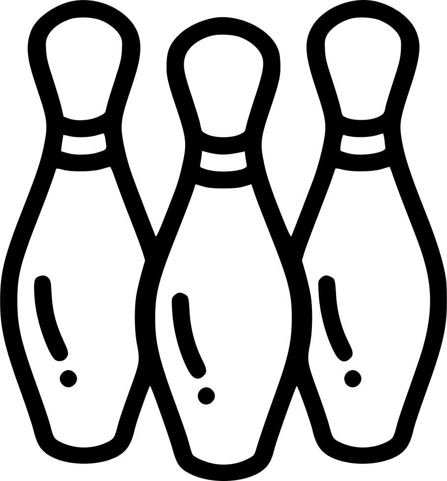 Bowl Bowling Pin Tenpin Pins