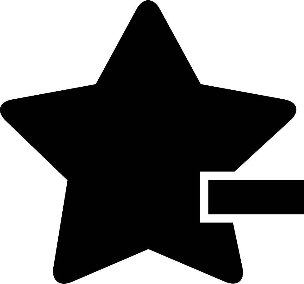 Rest Star Interface Symbol