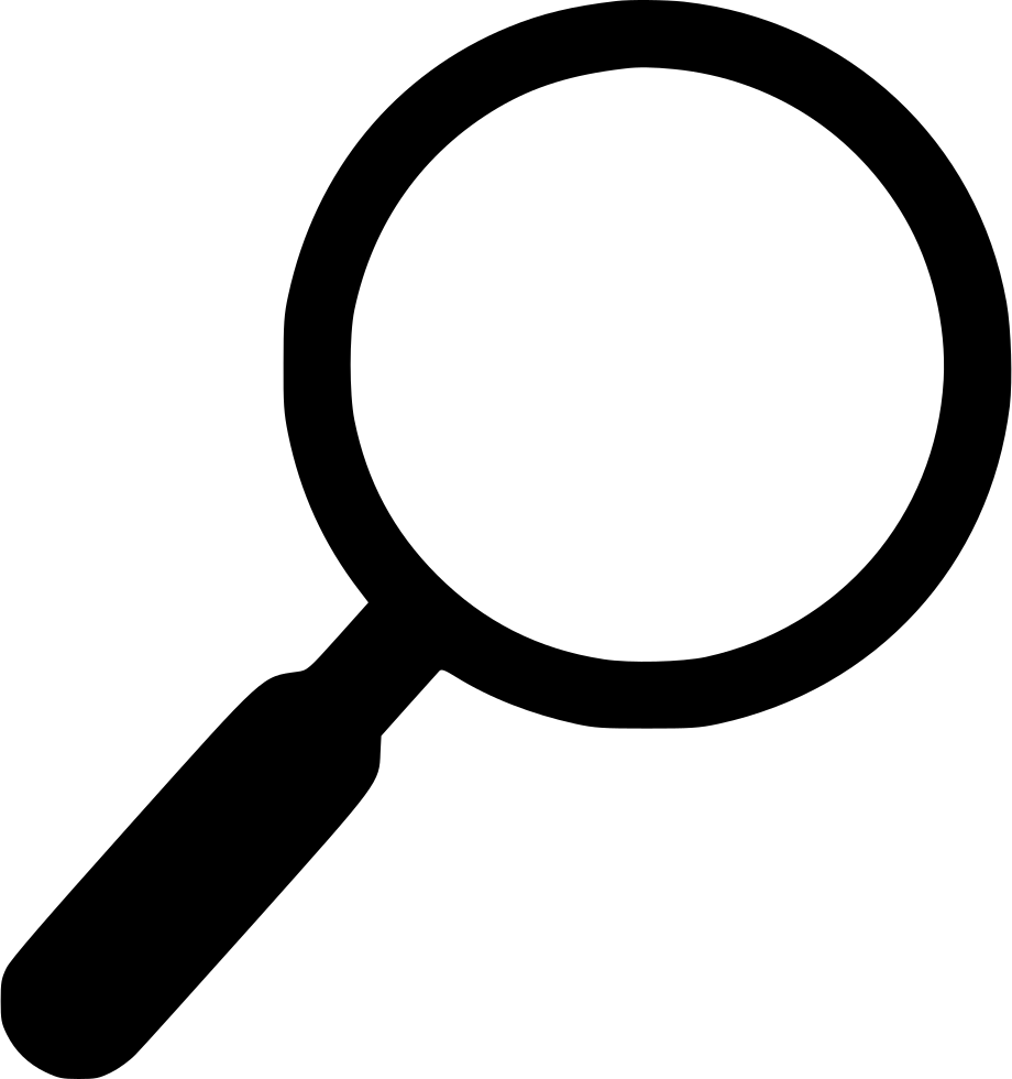 Find: Biology Research Search Zoom Find Svg Png Icon Free