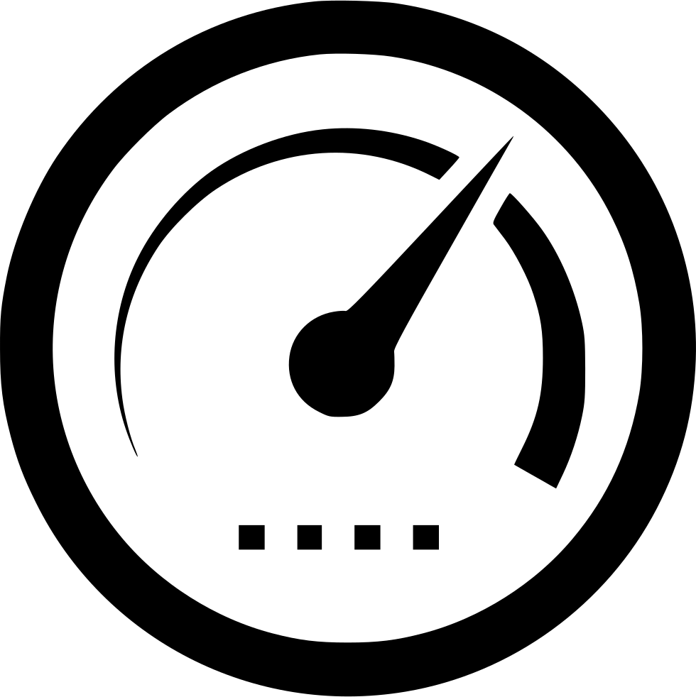 Rpm Gauge Svg Png Icon Free Download 536545