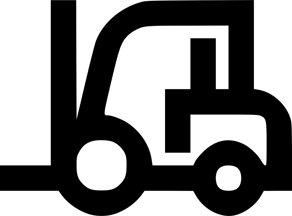 Loader Forklift Shipping Truck Vehicle