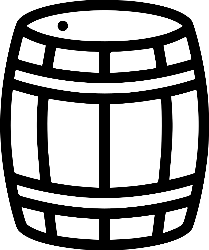 Barrel Svg Png Icon Free Download (#539570) - OnlineWebFonts.COM
